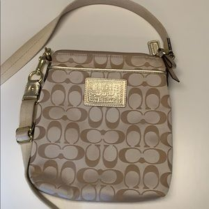 Coach purse small cross body
